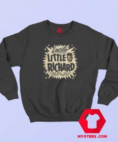 Vintage Lucille Little Richard Graphic Sweatshirt