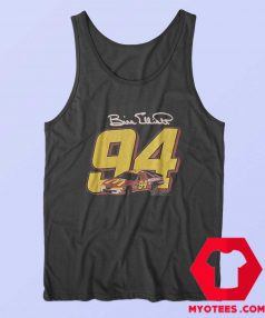 Vintage NASCAR McDonalds Single Stitch Tank Top