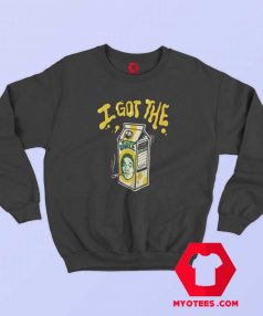Vintage The Rapper I Got The Juice Sweatshirt