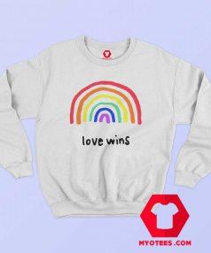 Wins LGBTQA PRIDE Unisex Sweatshirt