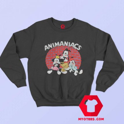 Animaniacs Wakko Yakko Dot In The Spotlight Sweatshirt