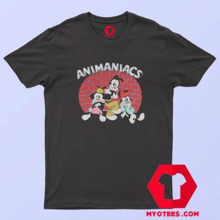Animaniacs Wakko Yakko Dot In The Spotlight T Shirt