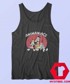 Animaniacs Wakko Yakko Dot In The Spotlight Tank Top