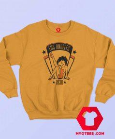 Betty Boop Cartoon Los Angeles 1930 Sweatshirt