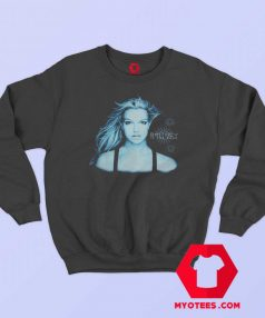 Britney Spears In The Zone Tour 2003 Sweatshirt