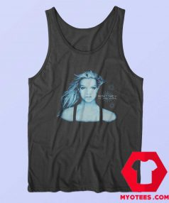 Britney Spears In The Zone Tour 2003 Tank Top