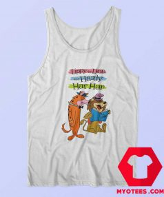 Cartoon Lippy The Lion Hardy Har Tank Top
