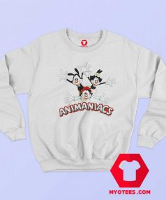 Cartoon Vintage Animaniacs Trio Unisex Sweatshirt