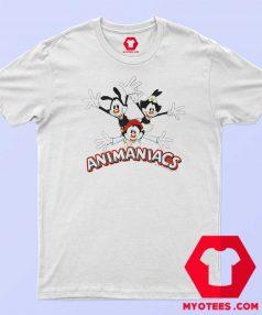 Cartoon Vintage Animaniacs Trio Unisex T Shirt