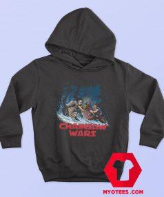Chainsaw Star Wars Horror Halloween Hoodie