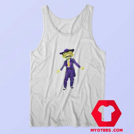 Cute Frog The Masked Singer Unisex Tank Top