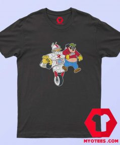 Disney Gizmoduck and Beagle Boy DuckTales T Shirt