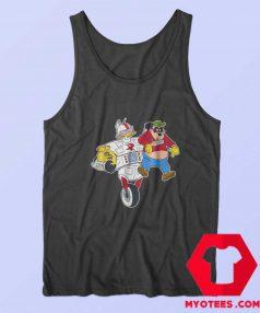 Disney Gizmoduck and Beagle Boy DuckTales Tank Top