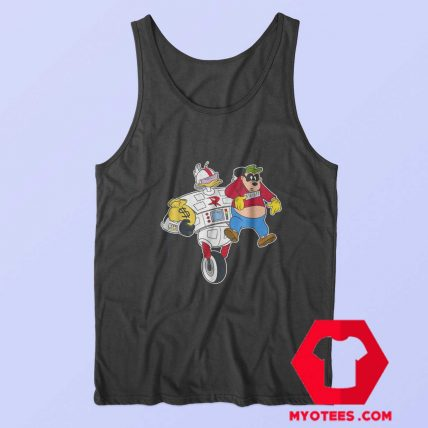 Disney Gizmoduck and Beagle Boy DuckTales Tank Top