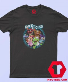 Disney Muppet Babies Race to Recess T Shirt