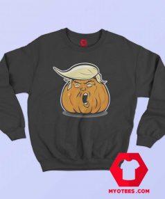 Donald Trump Haloween Joke Scary President Sweatshirt