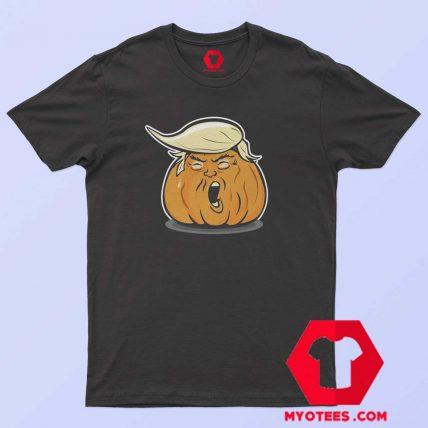 Donald Trump Haloween Joke Scary President T Shirt