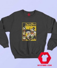 DuckTales Friends Vintage Funny Cartoon Sweatshirt