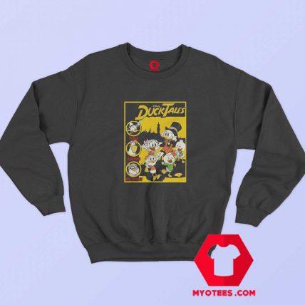 DuckTales Friends Vintage Funny Cartoon Sweatshirt