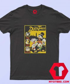DuckTales Friends Vintage Funny Cartoon T Shirt