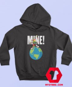 Earth Looney Tunes Marvin The Martian Mine Hoodie
