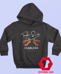 Fearless Tour Concert Taylor Swift Album Hoodie