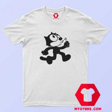 Felix The Cat Vintage Cartoon Unisex T Shirt