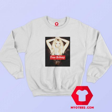 Free Britney Spears Oldskool Unisex Sweatshirt
