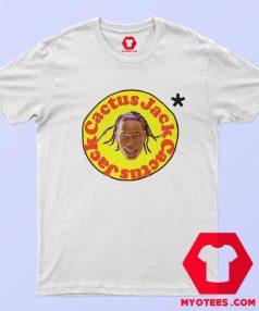 Funny Head Face Travis Scott x Mcdonalds T Shirt