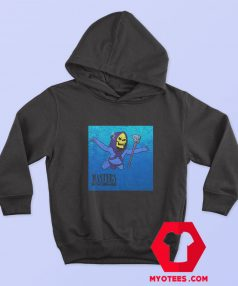 Funny Skeletor Mastersx Nirvana Album Hoodie