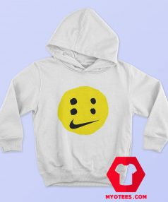Funny Smile Nike Emoticons Unisex Hoodie