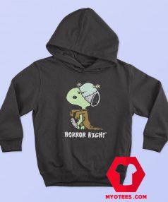 Halloween Snoopy Frankensteins Horror Night Hoodie