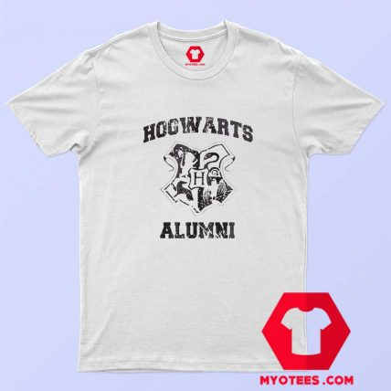 Hogwarts Alumni Harry Potter Emma Watson T Shirt