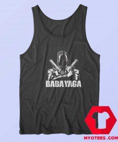 John Wick Dual Handguns The Babayaga Tank Top