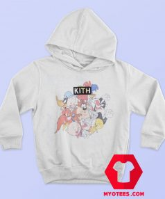 Kith x Looney Tunes Merrie Melodies Vintage Hoodie