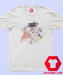 Kith x Looney Tunes Merrie Melodies Vintage T Shirt