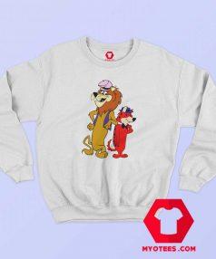 Lippy The Lion Hardy Har Vintage Sweatshirt