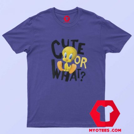 Looney Tunes Tweety Cute or What T Shirt