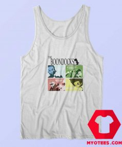 New The Boondocks Cartoon Animated Tank Top