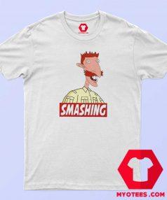 New The Wild Thornberrys Nigel Smashing T-Shirt