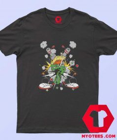 Nike Air Jordan 7 Marvin The Martian T Shirt