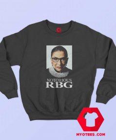 Notorious RBG Ruth Bader Ginsburg Sweatshirt