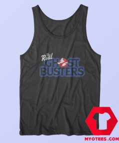 Official Ghostbusters Cartoon Icon Unisex Tank Top