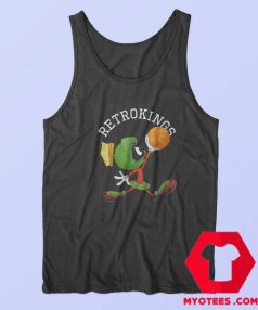 Retro Kings Space Jam Marvin the Martian Tank Top