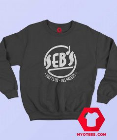 Sebs Jazz Club Movie Logo Unisex Sweatshirt