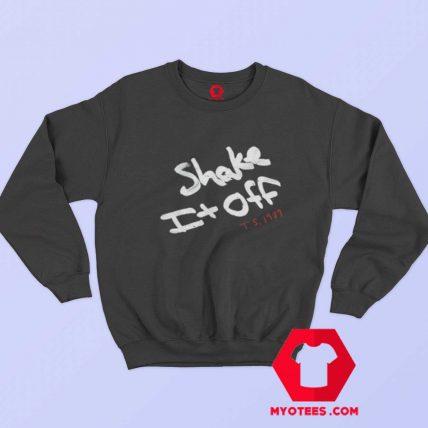 Shake it Off Inspired Album Taylor Swift Sweatshirt