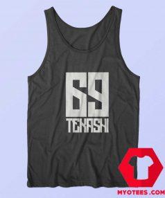Tekashi 6ix9ine Number 69 Unisex Tank Top