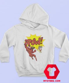 The Fairly OddParents Chin Cleft Boy Hoodie