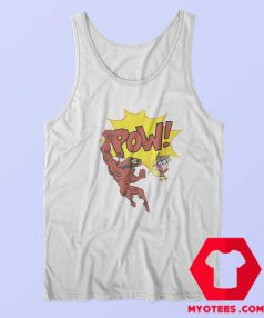 The Fairly OddParents Chin Cleft Boy Tank Top