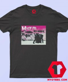 The Misfits Walk Among Us Vinyl Cd T Shirt
